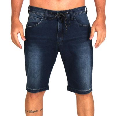 Bermuda-Jeans-Lost-Relaxed-Special-Washed