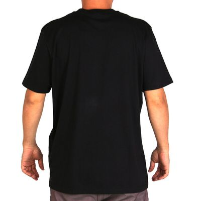 Camiseta-Lost-Black-Skulls