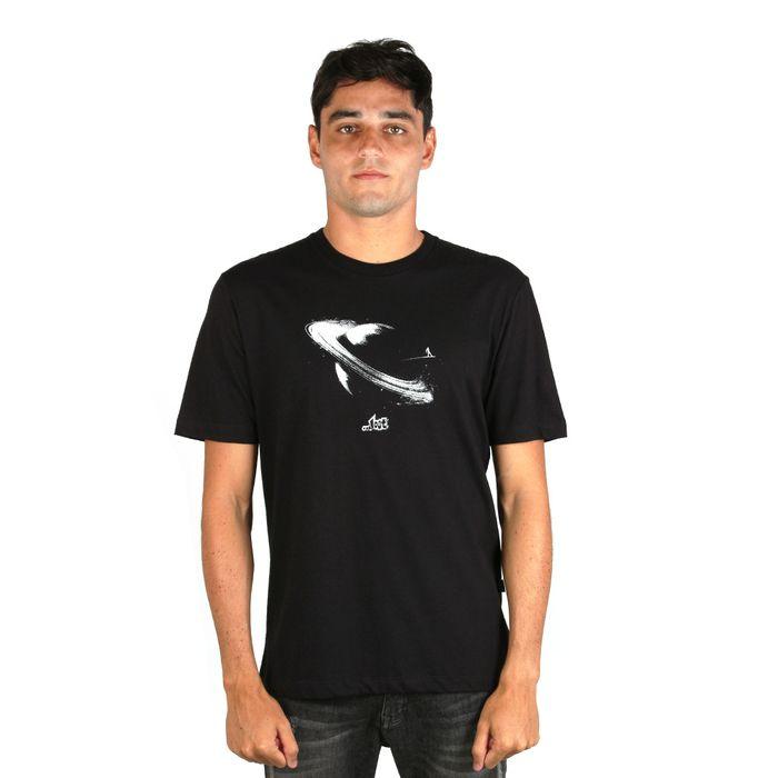 Camiseta-Lost-Saturn-Planet