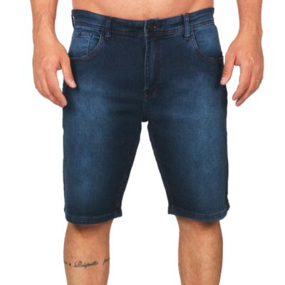 Bermuda-jeans-Lost-Relaxed-Blue-Black-0